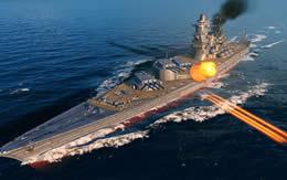 WoWS 日本 Tier9 戦艦 出雲 サムネイル