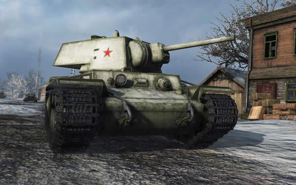 WoT ソ連 Tier5 重戦車