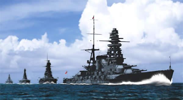 激闘!八八艦隊海戦史DX