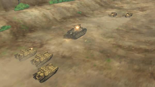 ガールズ&パンツァー 89式中戦車 CV33 機銃