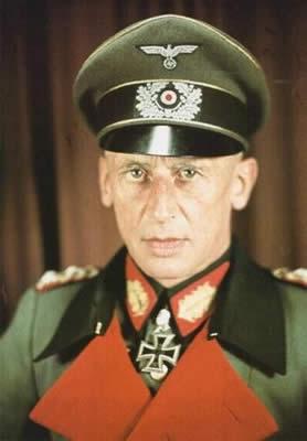 ドイツ軍人 ヘルマン・ホト