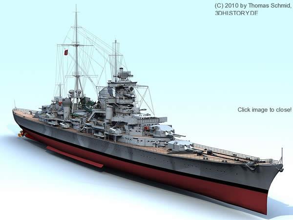 ドイツ 重巡洋艦 プリンツ・オイゲン