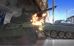 ガールズ&パンツァー T-34/85 クルセイダー 衝突 クラーラ ローズヒップ サムネイル