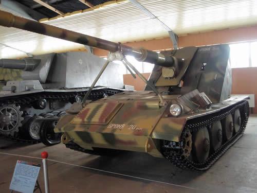 アルデルト・ヴァッフェントレーガー ドイツ 駆逐戦車