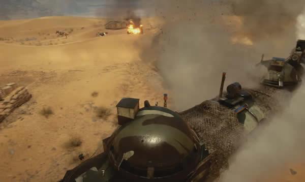 バトルフィールド1 装甲列車
