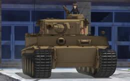 【ガルパン】ティーガー戦車ってどれくらいの強戦車だったの?