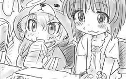ガールズ&パンツァー 西住みほ 島田愛里寿 ボコの同人誌 コミケ サムネイル