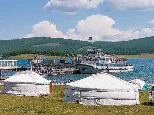 モンゴル海軍
