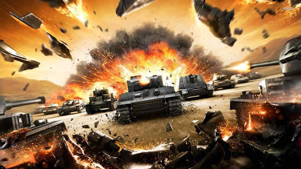 WoT イラスト 戦車 World of Tanks