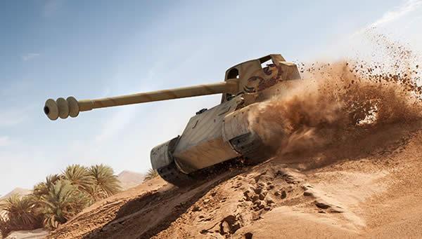 WoT ラインメタル・スコルピオーン Tier8 ドイツ 駆逐戦車