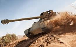 WoT ラインメタル・スコルピオーン Tier8 ドイツ 駆逐戦車 サムネイル