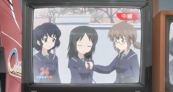 ガールズ&パンツァー 最終章 PV インタビュー 王大河