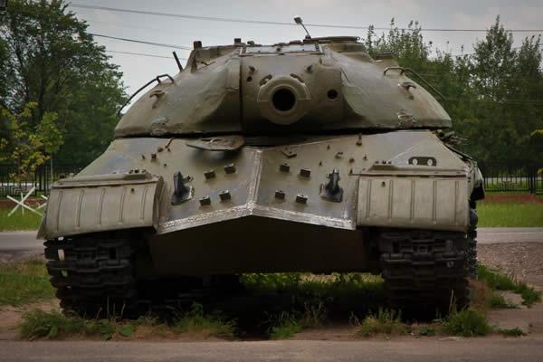 ソビエト IS-3 重戦車