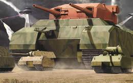 陸上戦艦 ラーテ P1000 サムネイル