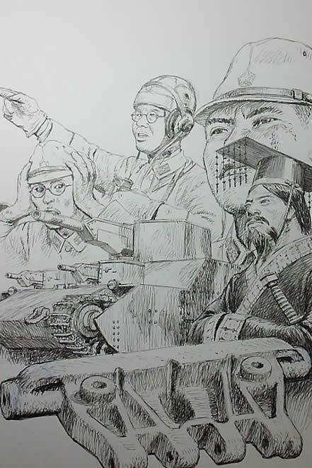 漫画 小林源文 オイ車