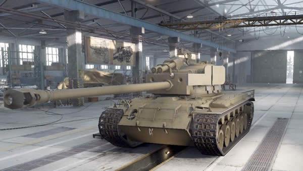 WoT スパパ T26E4 スーパーパーシング アメリカ Tier8 課金中戦車