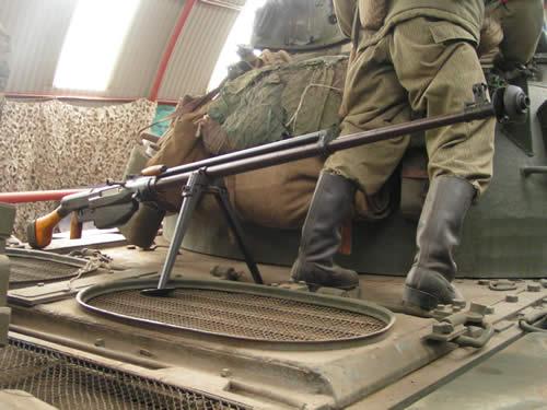 対戦車ライフル PTRS