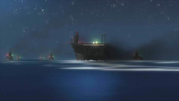 ストライクウィッチーズ 劇場版 CG 01