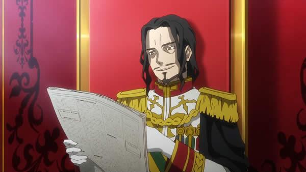終末のイゼッタ ゲルマニア 皇帝
