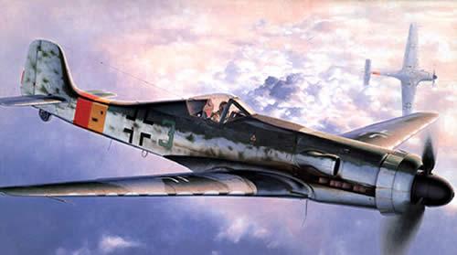 ドイツ空軍 フォッケウルフ Ta152