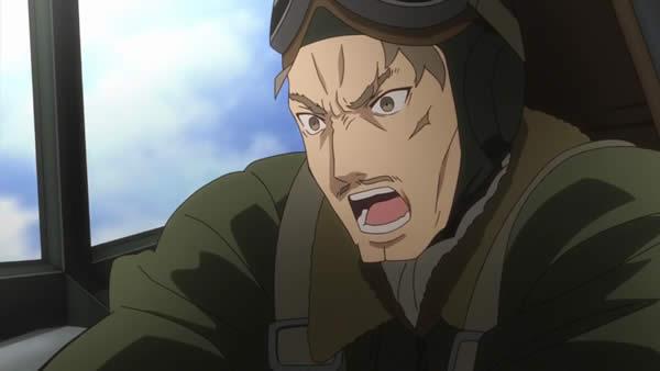 終末のイゼッタ バスラー大尉 ゲルマニア帝国空軍