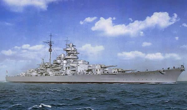 戦艦 ビスマルク ドイツ