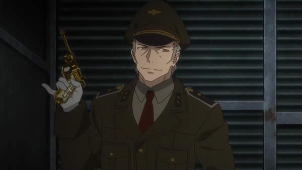 終末のイゼッタ ゲルマニア 少佐 黄金銃