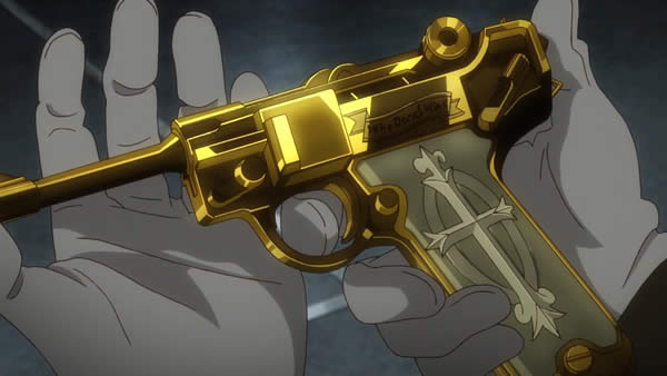 終末のイゼッタ 黄金銃