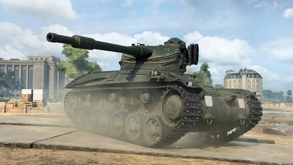WoT Strv m/42-57 Alt A.2 スウェーデン Tire6 課金中戦車