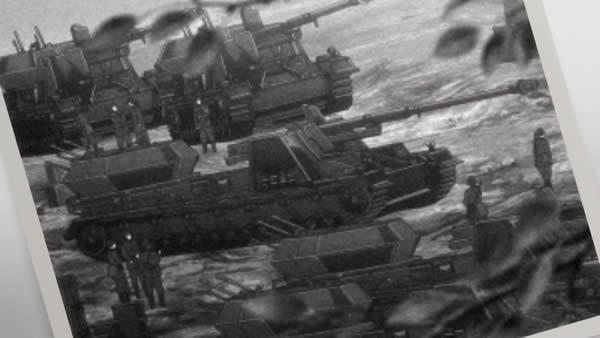 終末のイゼッタ ゲルマニア 対イゼッタ用兵器