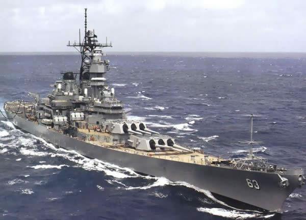 戦艦 ミズーリ アメリカ