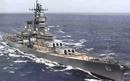 戦艦 ミズーリ アメリカ サムネイル