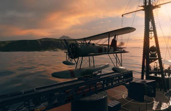 WoWS 水上戦闘機 A4N2