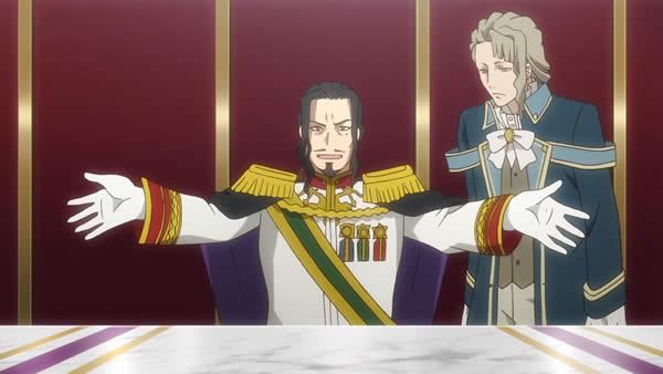終末のイゼッタ ゲルマニア皇帝 オットー 乗るしかないこのビッグウェーブに