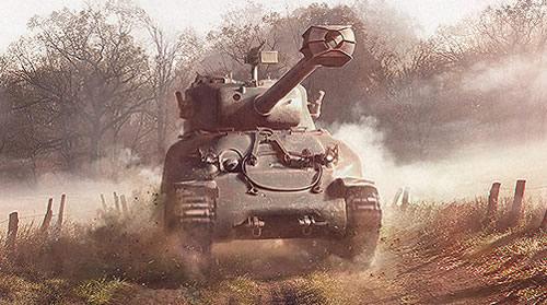 WoT M4A1 Revalorise スーパーシャーマン フランス Tier8 中戦車