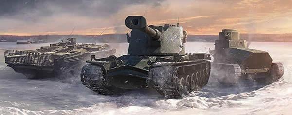 WoT スウェーデン 戦車