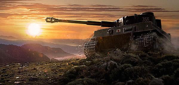 WoT 六号重戦車 Tier 6 日本 課金重戦車