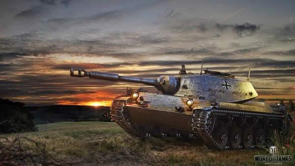 WoT Spahpanzer Ru 251 ドイツ Tier8 軽戦車