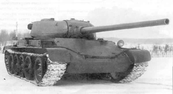 T-44V ソ連 戦車