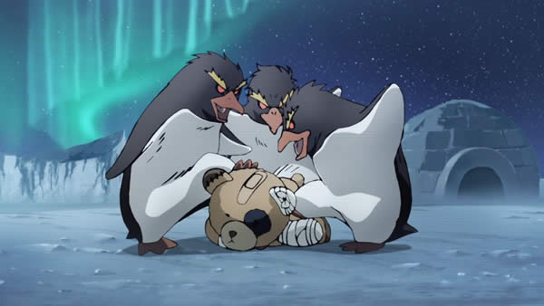 ガールズ&パンツァー ボコ アニメ 劇場版 OVA ペンギンにボコボコにされる