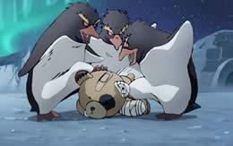 ガールズ&パンツァー ボコ アニメ 劇場版 OVA ペンギンにボコボコにされる サムネイル