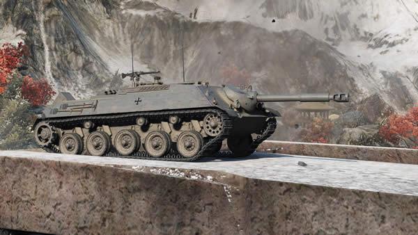 カノーネンヤークトパンツァー ドイツ Tier8 課金駆逐戦車
