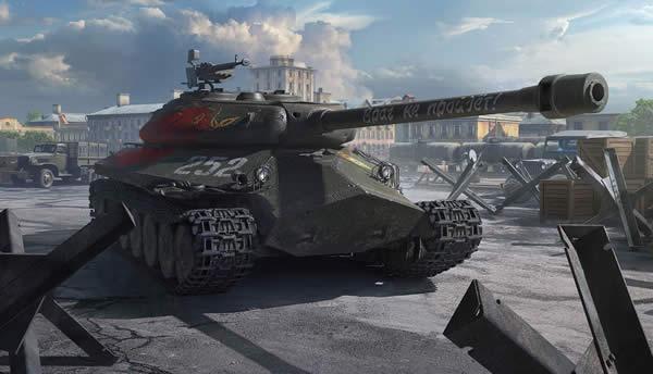 WoT Object 252U ソ連 Tier8 課金重戦車