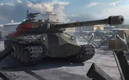 WoT Object 252U ソ連 Tier8 課金重戦車 サムネイル