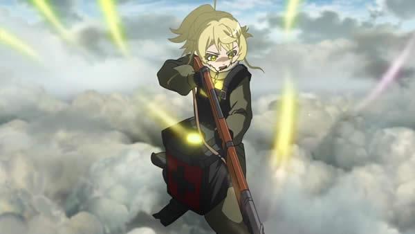幼女戦記 ターニャ・デグレチャフ 超長距離狙撃術式