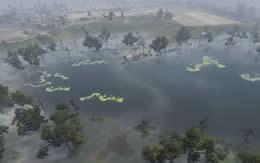 WoT マップ ライヴオーク 俯瞰 サムネイル