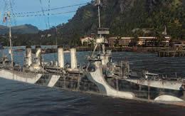WoWS マーブルヘッド Tier5 アメリカ 課金巡洋艦 サムネイル