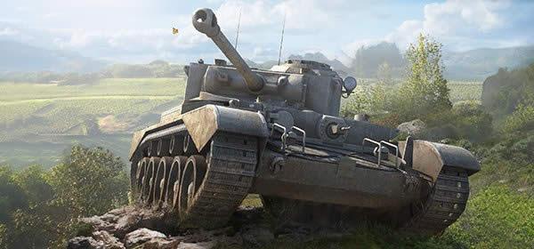 WoT コメット巡航戦車 Tier7 イギリス 中戦車