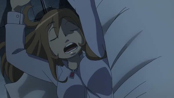 幼女戦記 ヴィーシャ 寝相が悪い