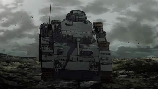 幼女戦記 3号戦車